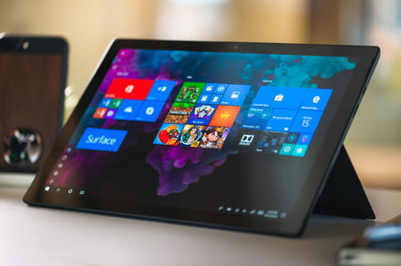 Microsoft Surface Pro 6, Surface Book 2 throttled to 400 MHz