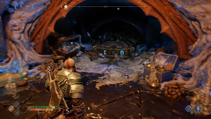 god of war nornir chests collectibles guide 19 tyr's vault