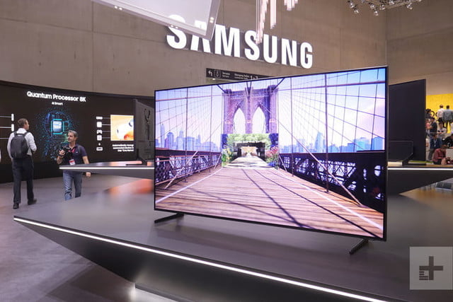 Samsung's 85-inch Q900R 8K QLED Now Available For Pre