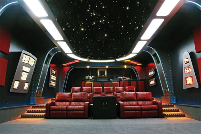 5 Amazing Star Trek Inspired Houses and Home Theaters  Digital Trends