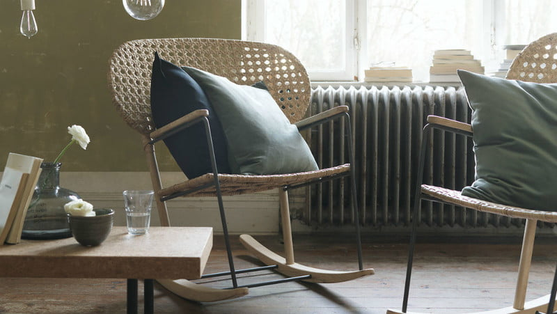 ikea rocking chairs shower chair with arms and back stylish seating these aren t your grandma s the manual gronadal