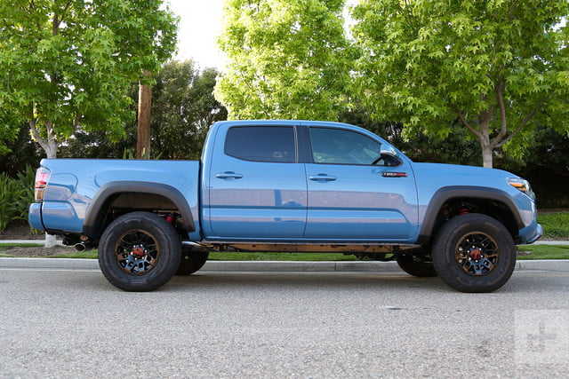 2018 Toyota Tacoma TRD Pro Review Digital Trends