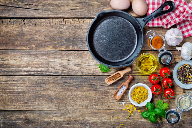 How to Clean and Maintain Your Cast Iron Skillet  Digital