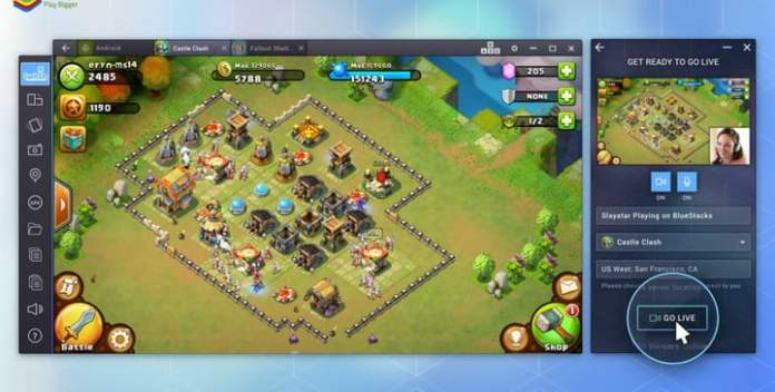how to run android apps in windows introducing bluestacks tv 860x435