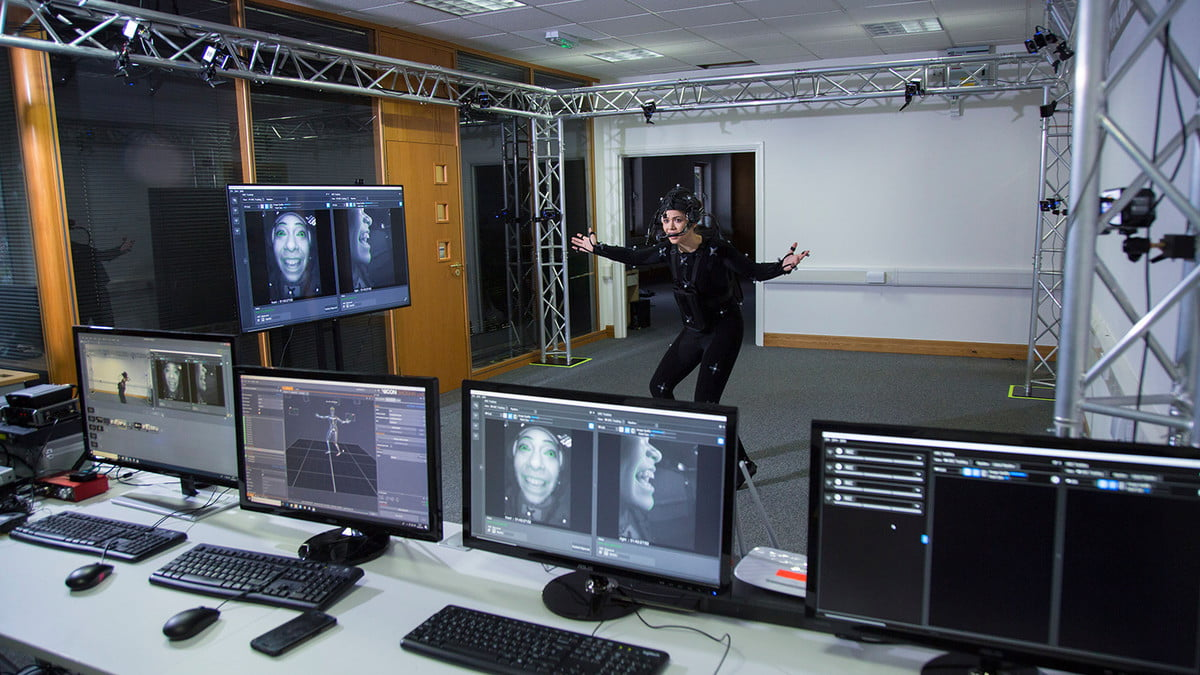 tecnologia cubic motion scanning mocap persona 2