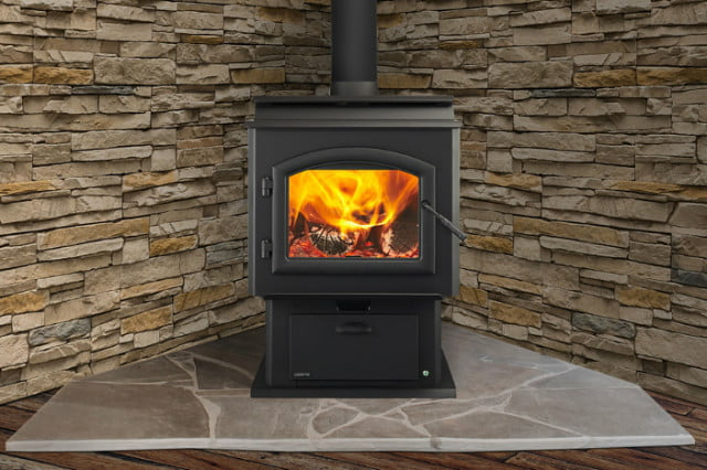 QuadraFire Introduces a ThermostatControlled Wood Stove