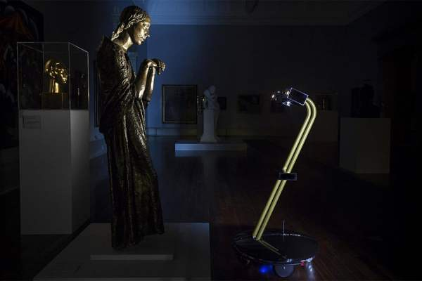 Night Museum Robots Live Stream Tours Of Tate Britain Digital Trends