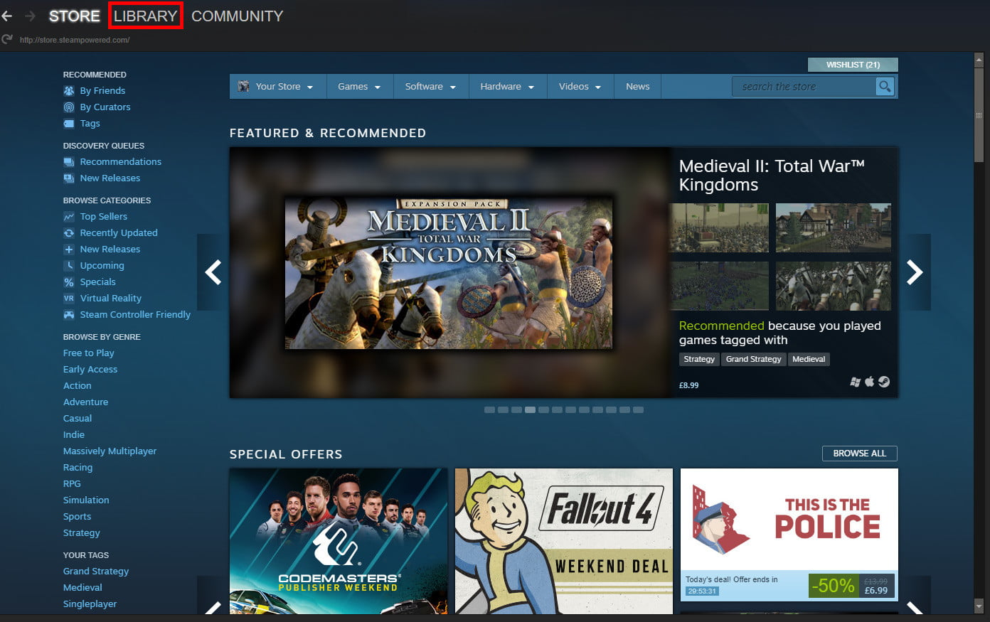 How To Uninstall Steam Games To Save Hard Drive Space