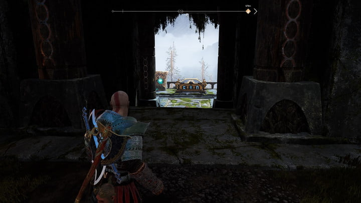 god of war nornir chests collectibles guide 21 king's hollow