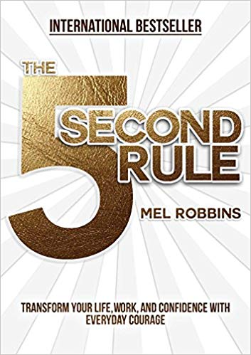 #Review – The 5 Second Rule #MyFriendAlexa
