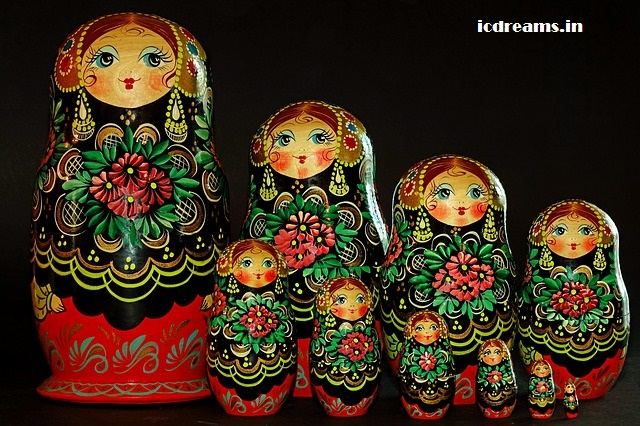 matryoshka doll icdreams