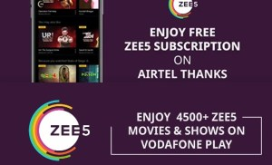Social Distancing? Staying Home? Get FREE ZEE5 subscription NOW