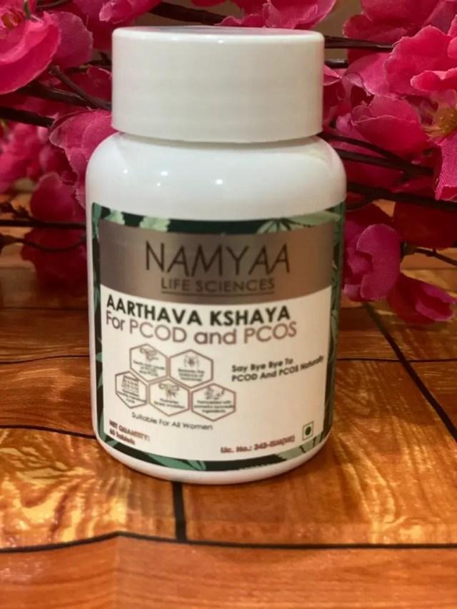 Namyaa AArthava Kshaya women health icdreams