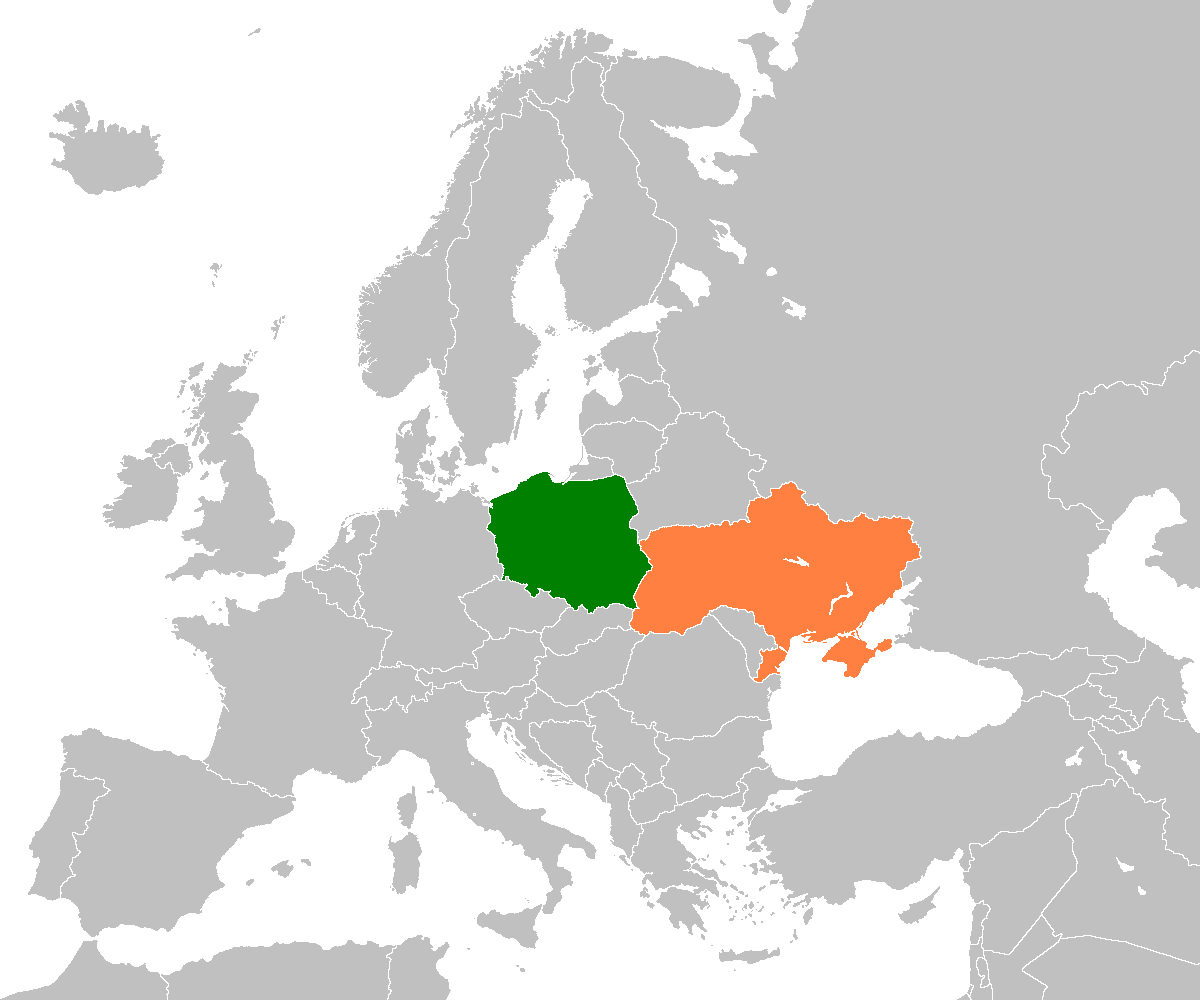 poland and ukraine a