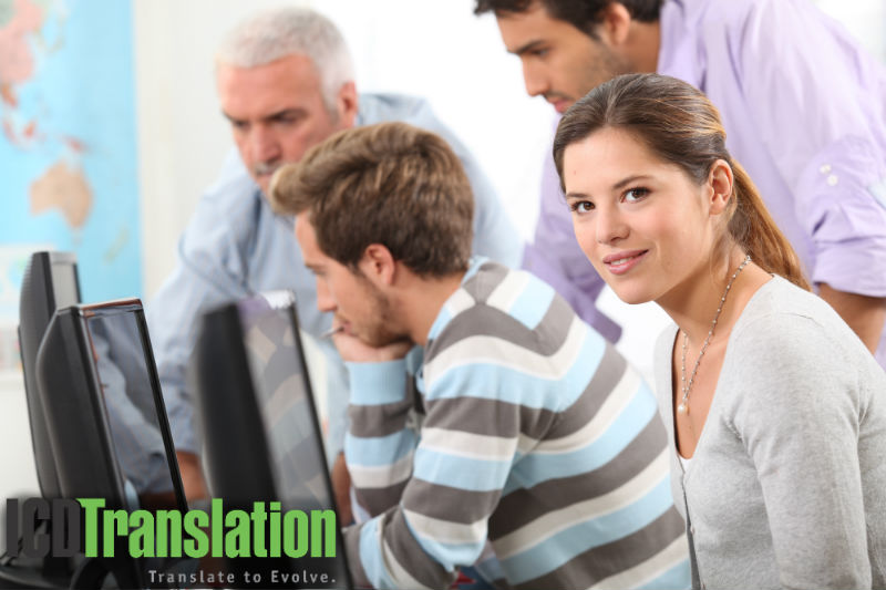 Elearning Localization in Company Training