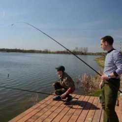 Львовские пруды: отчеты рыболовов