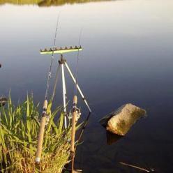 Удачная рыбалка: фидерная оснастка на леща и правильно подобранная прикормка