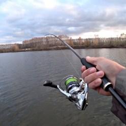 Рыбалка. Ловля Щуки Поздней Осенью на Спиннинг. Ратлин, Блесна, Джиг.