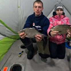 Зимняя Рыбалка С Двумя Ночёвками В Палатке, В Тепле И Комфорте! Рыбалка с женой 2020!