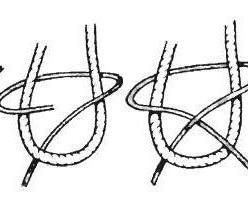 Калмыцкий узел: способы вязания, применение