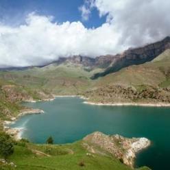 Озеро Гижгит: описание, отдых и рыбалка
