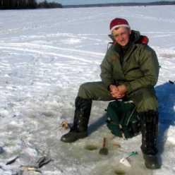 Ловля окуня зимой на мормышку. Зимняя рыбалка на реке