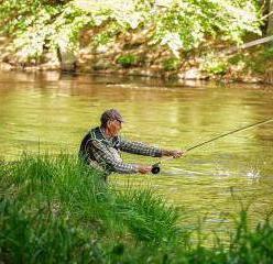 """Рыболовный магазин """"Английская снасть"""" предоставляет лучшее оборудование для ловли рыбы"""