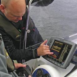 Немного о том, как выбрать эхолот для рыбалки