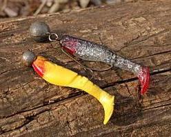 Секреты рыбалки: джиг-приманка