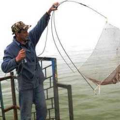 Ловля на паук: особенности национальной рыбалки