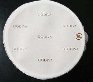 ゴディバ シルキーショコラソルベ