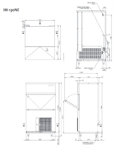 Hoshizaki Parts Manual