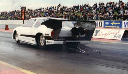 Pro Modified Oldsmobile Cutlass - 1999