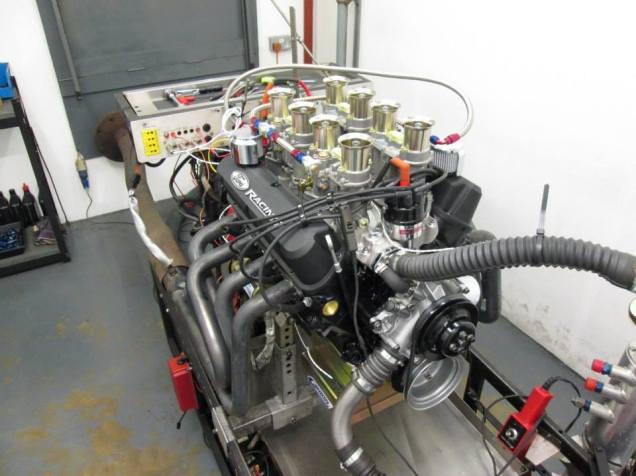 FIA 289 Small Block Ford