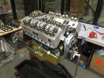 F1 Stock car small block Chevrolet