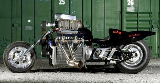 I.C.E.-built 440ci Chrysler