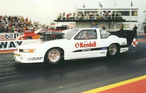 I.C.E.-built Championship-winning Nitrous Pro Mod