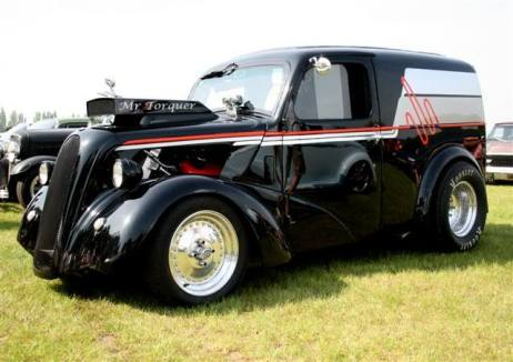 I.C.E.-built 468ci Big block Chevrolet
