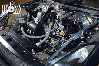I.C.E.-built 427ci Small block Chevrolet