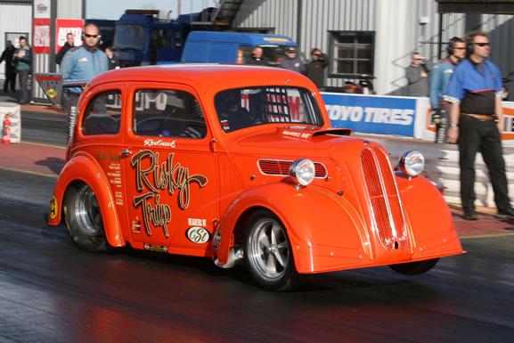 468ci Big block Chevrolet - Super Gas