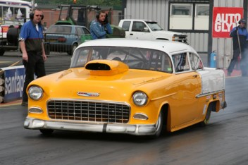 481ci Big block Chevrolet - Comp Eliminator