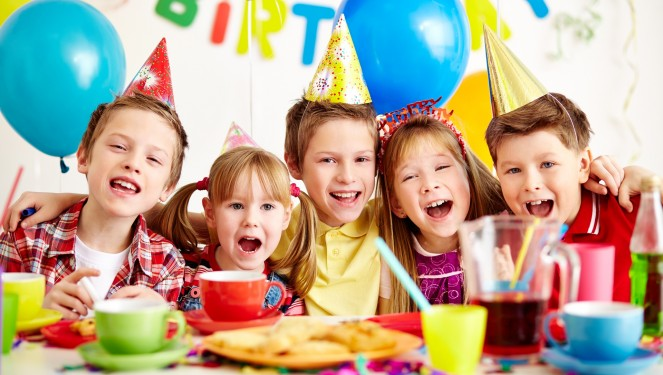 birthday party games for