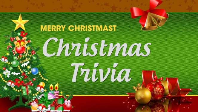 121 christmas trivia questions