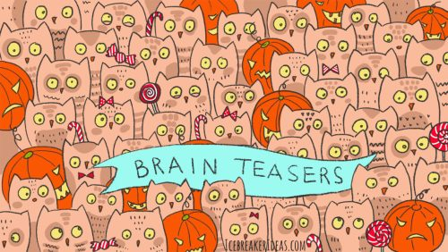 small resolution of 100 Brain Teasers With Answers for Kids and Adults - IcebreakerIdeas