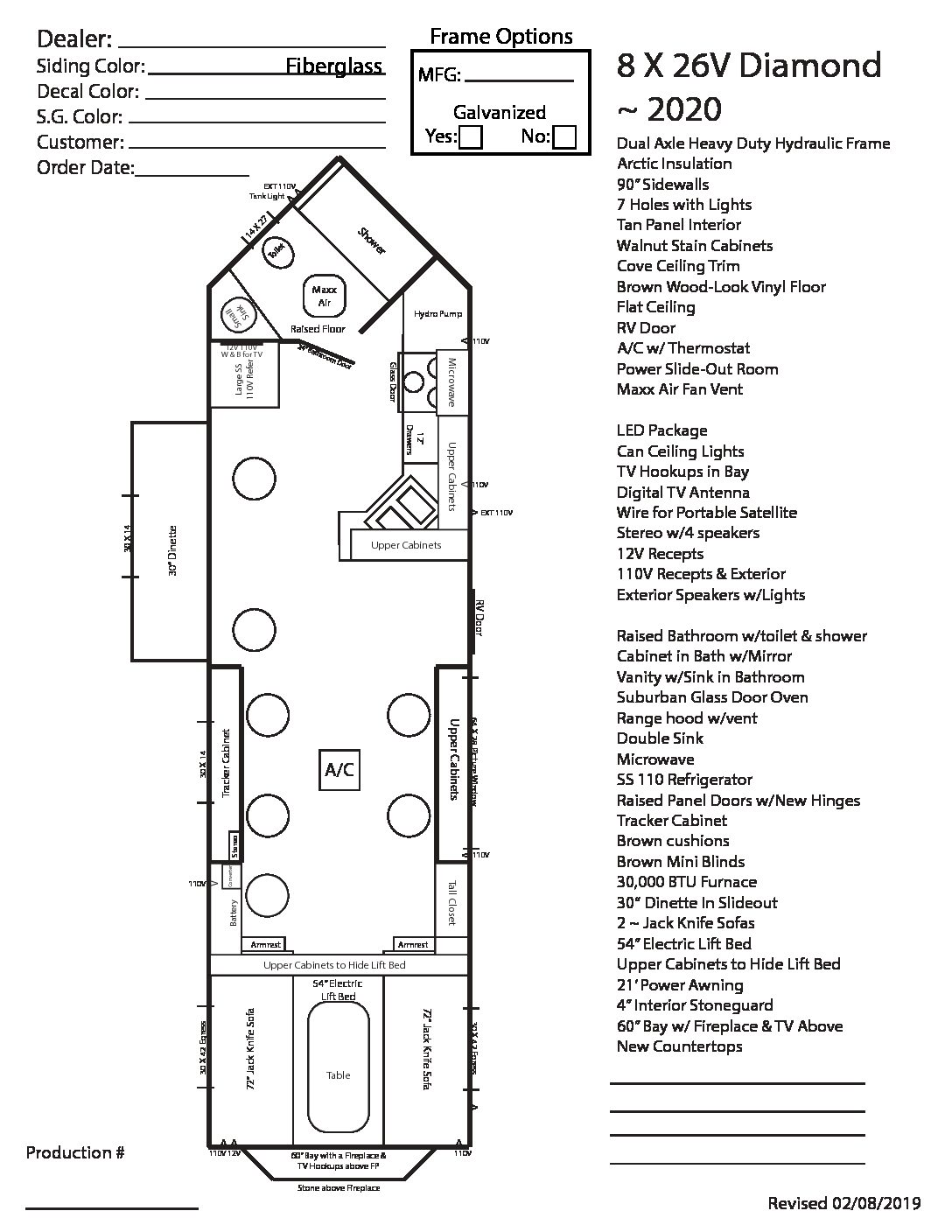 Rv Electrical Wiring Diagram For Tv