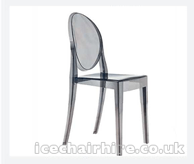 black ghost chair hire knoll task ice victoria