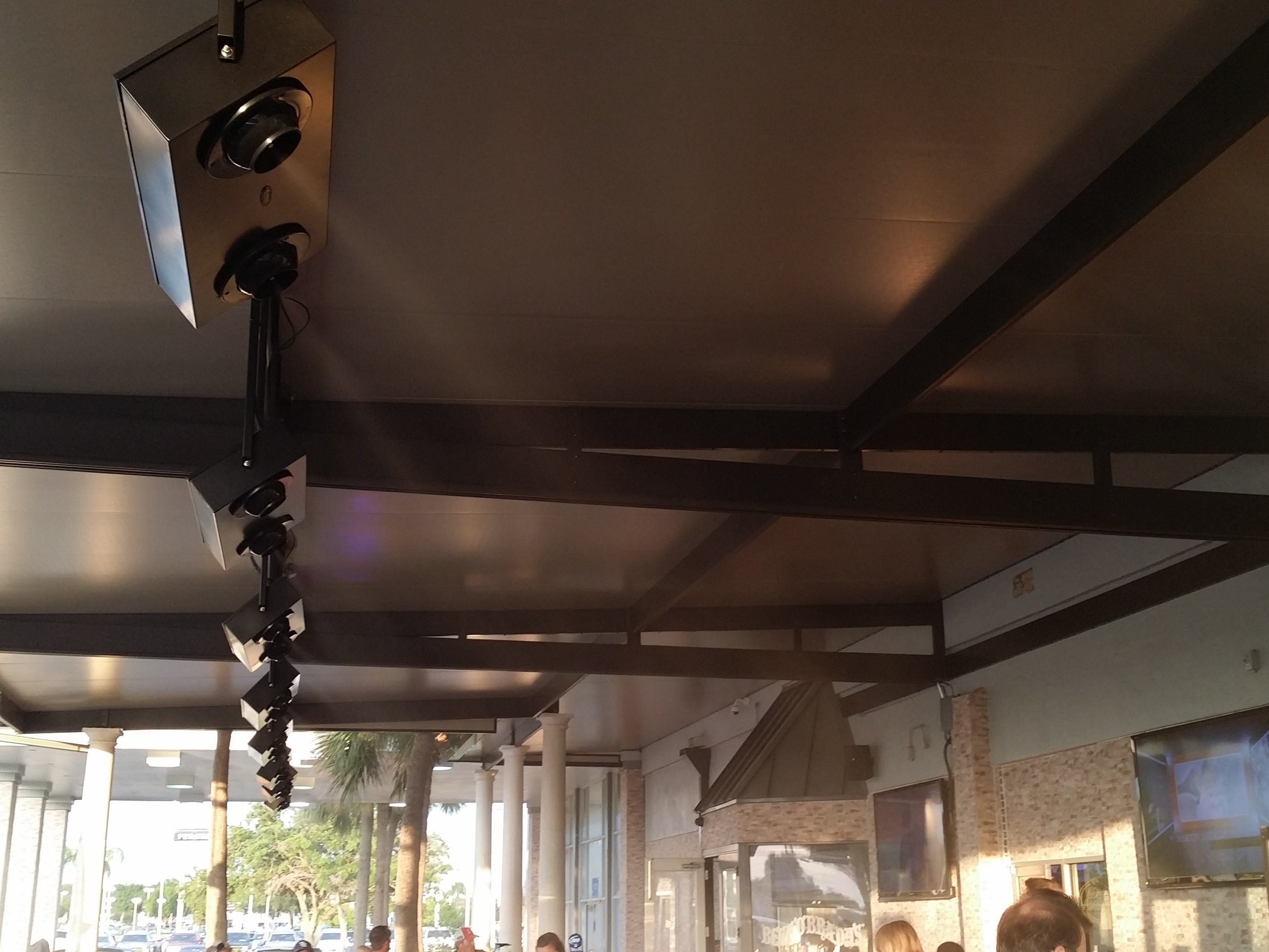 patio cooling system online