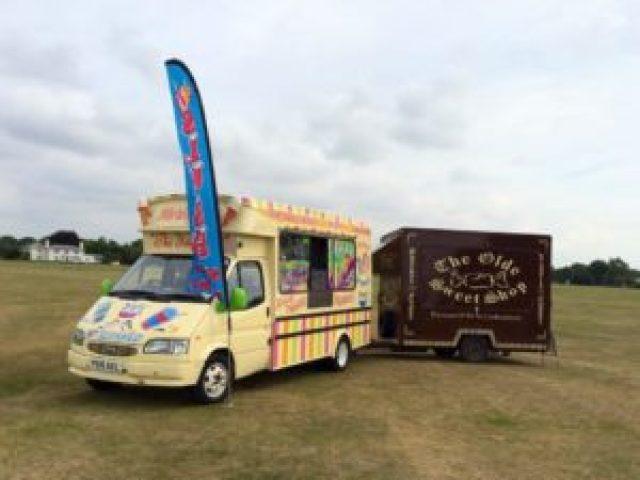 Hurleys Ice Cream Van Hire
