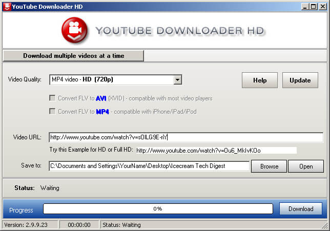 Best Free YouTube Downloaders for Windows - Icecream Tech Digest