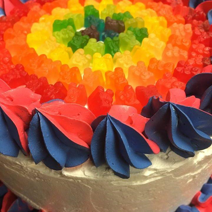 Rainbow Ice Cream Cakejpg